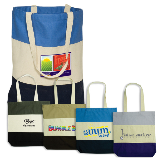 Personalized Eco-Responsible (TM) Walkabout Tote