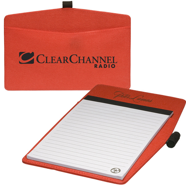 Personalized Non-Woven Writing Tablet