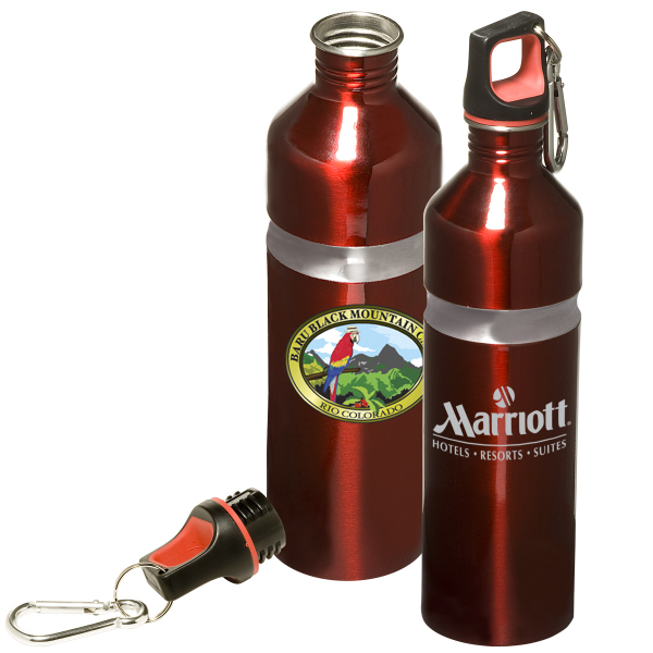 Promotional Acadia Stainless Bottle