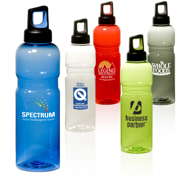Custom Sports Tritan (TM) Bottle