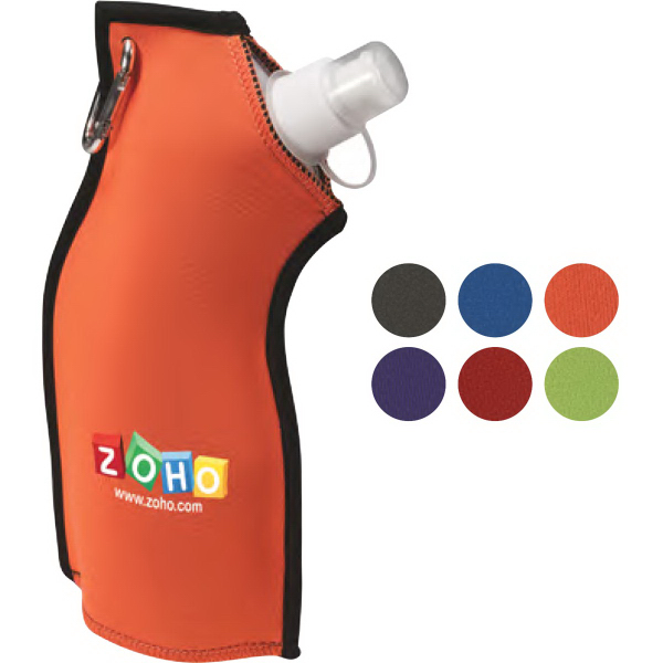 Custom Neoprene Flexi-Bottle