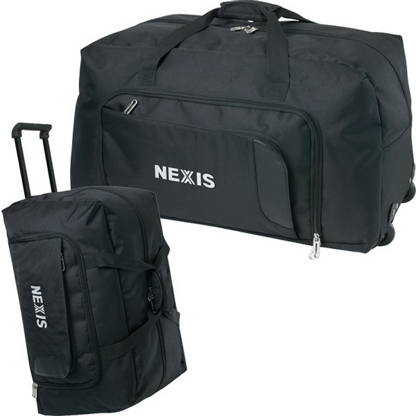 Personalized Quest Roller Duffel