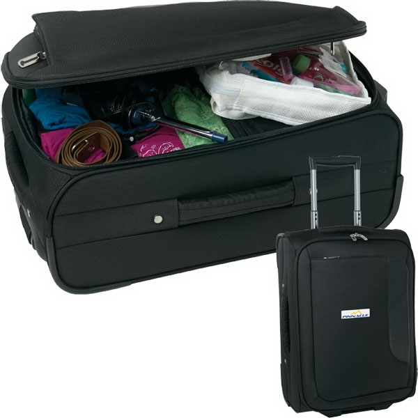 "Imprinted Quest 20"" Carry-On"