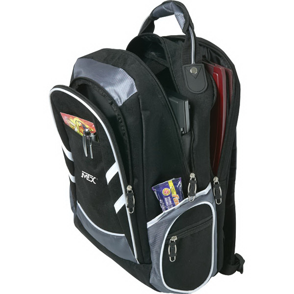 Custom Wired Computer Backpack