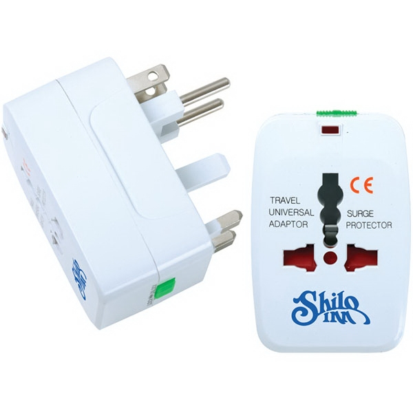 Promotional Universal Travel Adapter