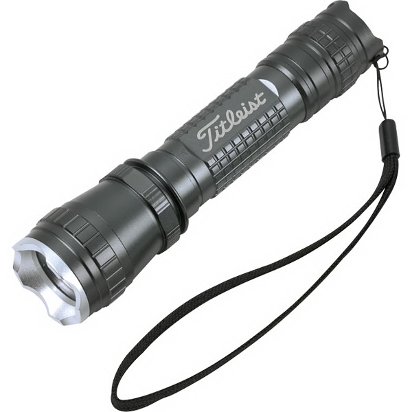 Custom Sentry Rechargeable Dual Output LED Flashlight