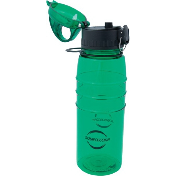 Imprinted 22 oz. Sport bottle