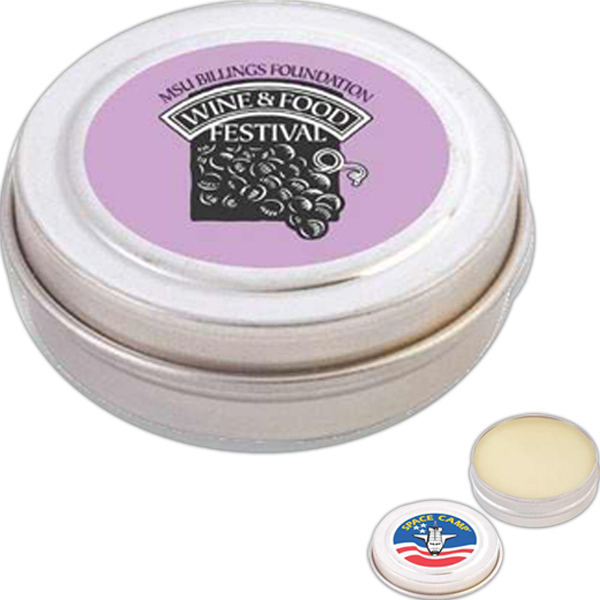 Personalized Lip Balm Tin