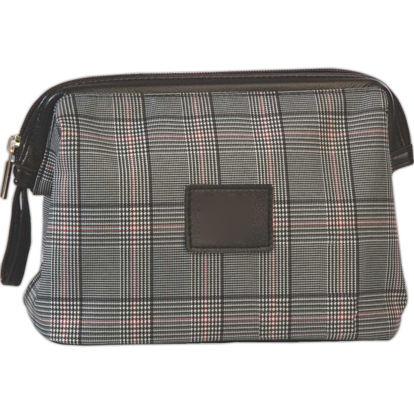 Imprinted Travel toiletry bag