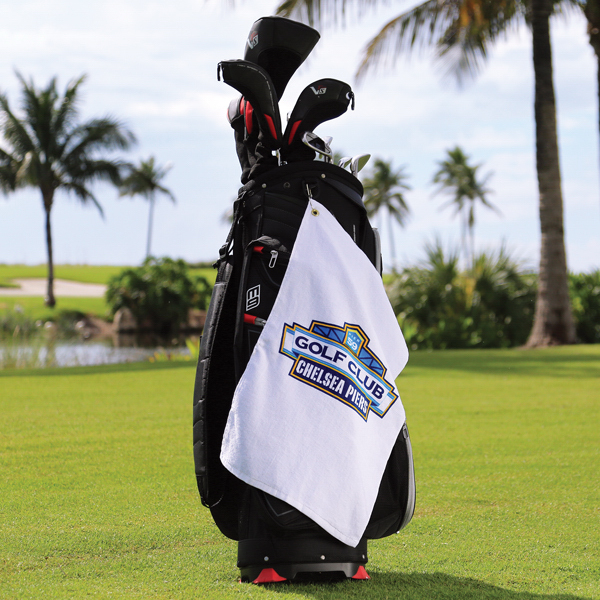 Customized Jewel Collection Golf Towel