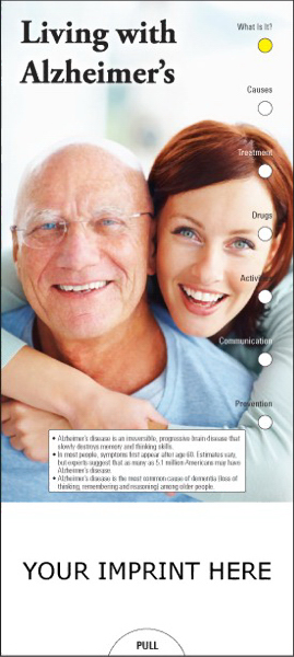 Promotional Living with Alzheimer's Guide