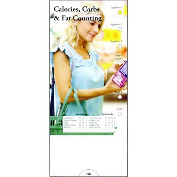 Customized Calorie, Carbs & Fat Counting Guide
