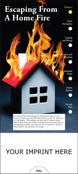 Customized Escaping From A Home Fire Guide