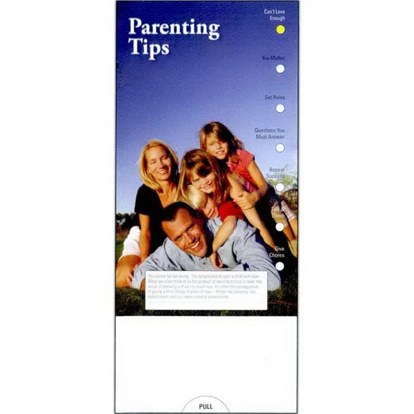 Promotional Parenting Tips Guide