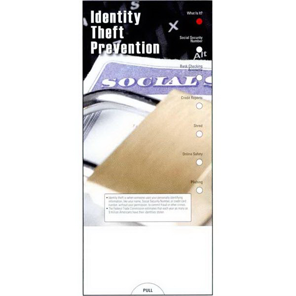 Imprinted Identity Theft Prevention Guide