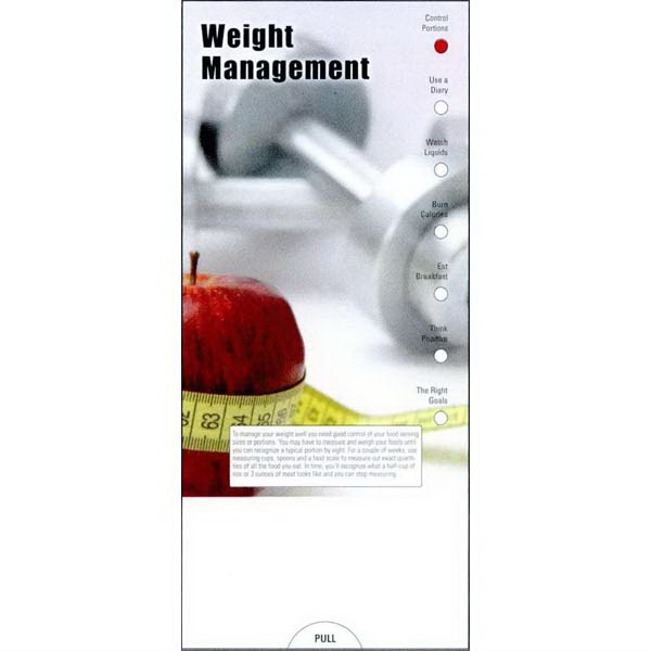 Printed Weight Management Guide