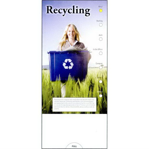 Promotional Recycling Guide