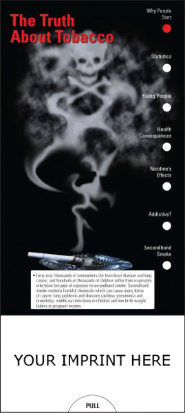 Promotional The Truth About Tobacco Guide