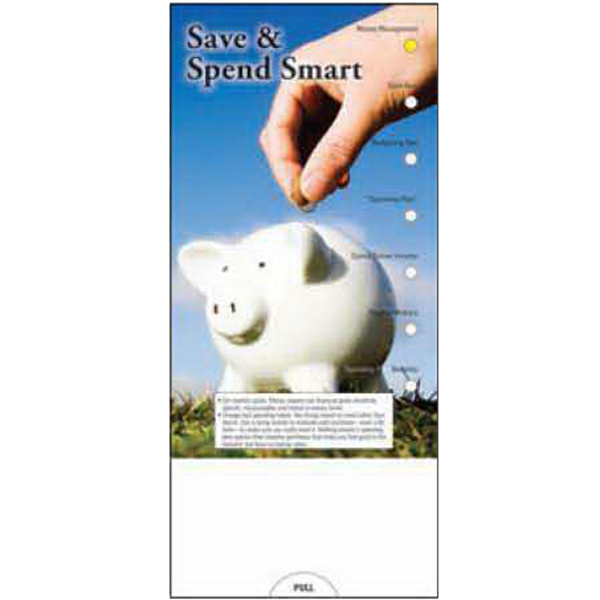 Promotional Save & Spend Smart Guide