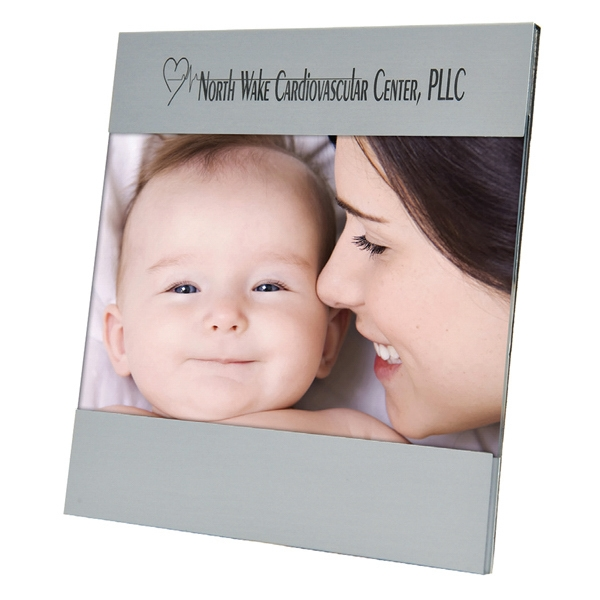 "Customized Aluminum Picture Frame, ""6 x 4"""