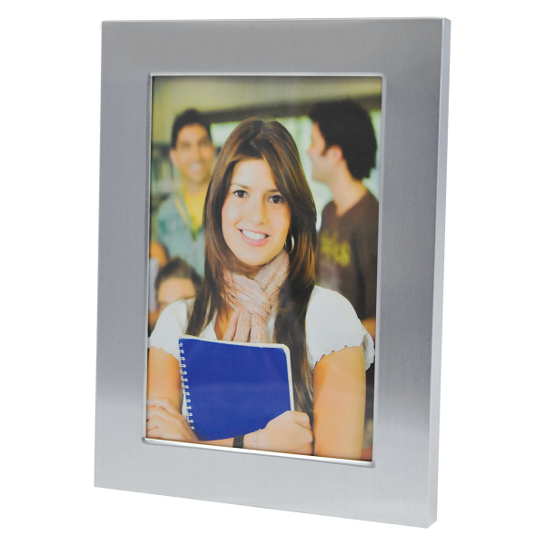 "Personalized Aluminum Picture Frame, 5"" x 7"""