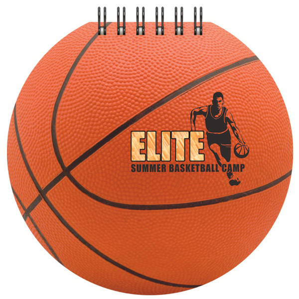 Custom Full-Color Basketball SportsPad
