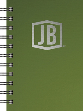 Customized Deluxe Cover Series 3 - Large JotterPad