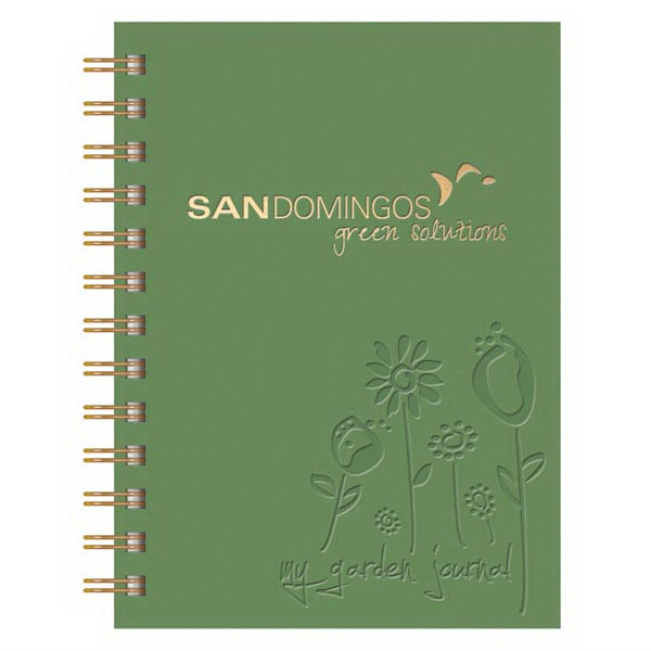 Imprinted Classic Gardener's Journal (TM)