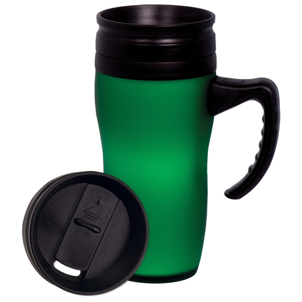 Imprinted 16 oz. Soft Touch Mug