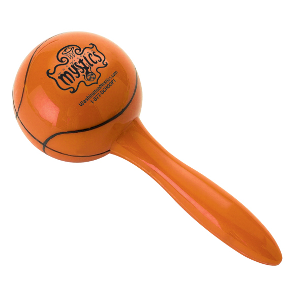 Promotional Basketball Maracas