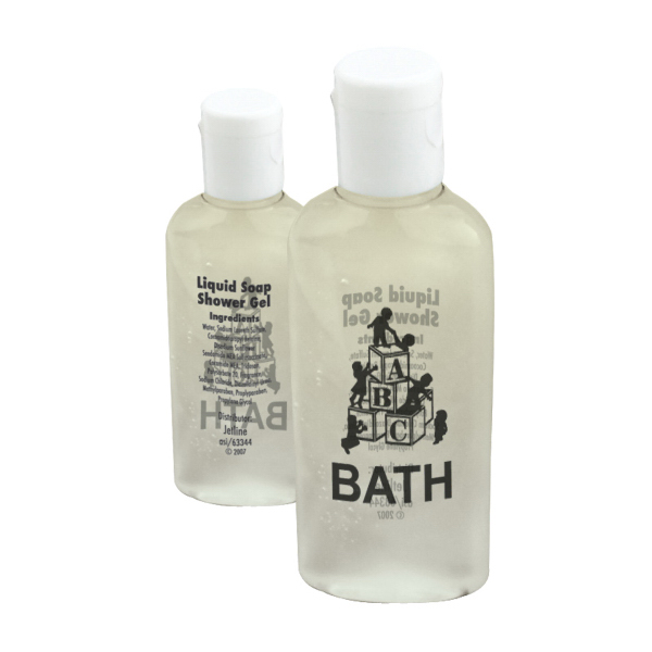 Customized Antibacterial Hand Soap and Shower Gel-1 oz