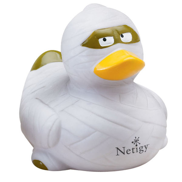 Personalized Mummy Rubber Duck
