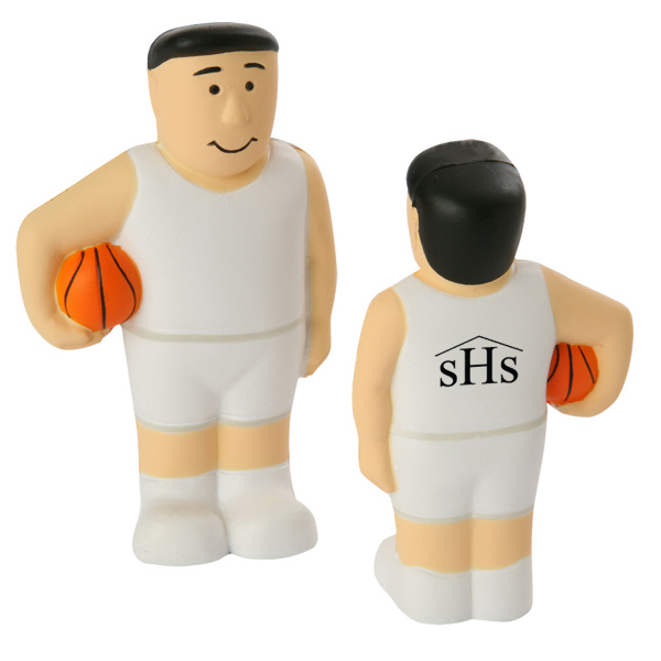 Personalized Basketball Player Stress Reliever