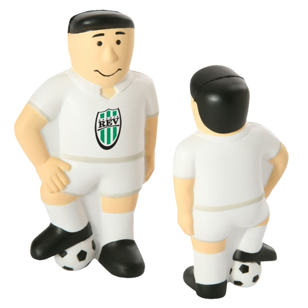Personalized Soccer Player Stress Reliever