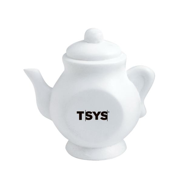 Customized Teapot Stress Reliever