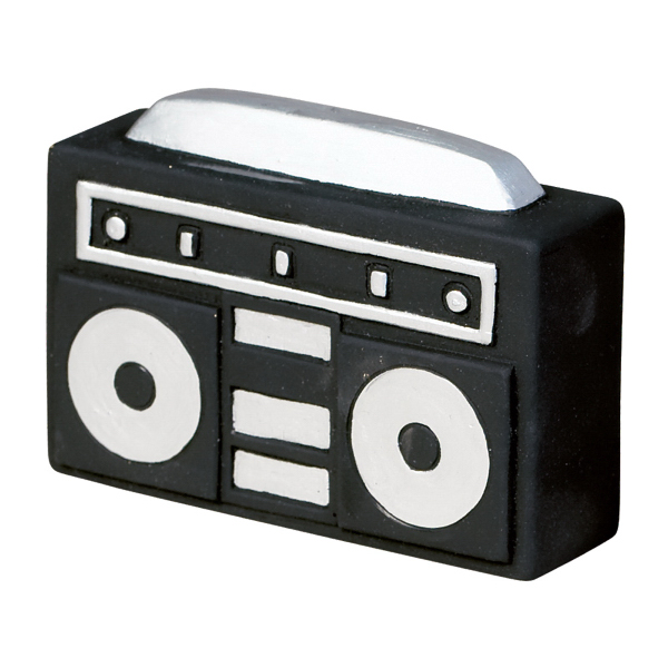 Custom Boom Box/Stereo Stress Reliever