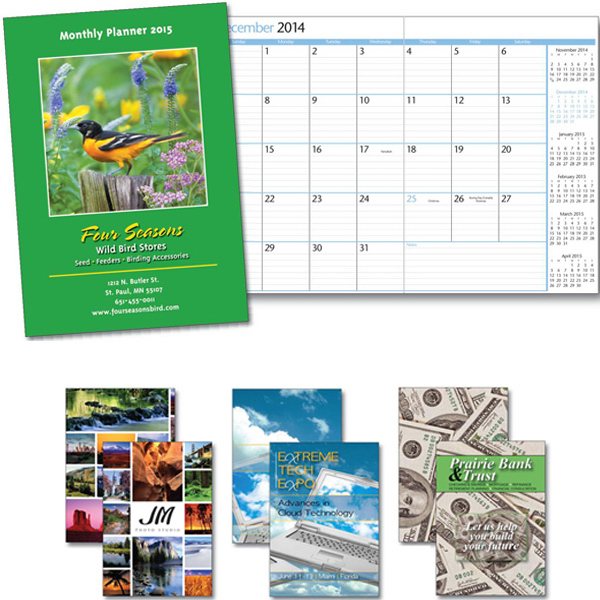 Promotional Executive Planner business calendar