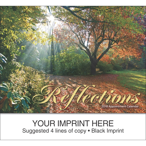 Personalized Reflections Universal Version appointment calendar