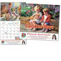 Customized Carefree Days appointment calendar