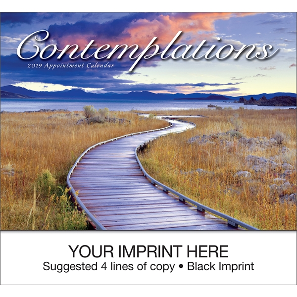 Customized Contemplations appointment calendar