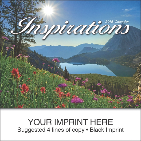 Custom Inspirations miniature calendar