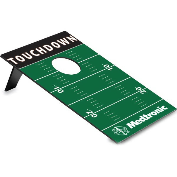 Personalized Bean Bag Throw- Football