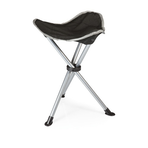 Imprinted Footrest / Tripod Seat