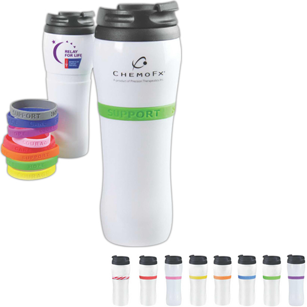Printed Cup for a Cause 14 oz. Double Wall Acrylic Tumbler