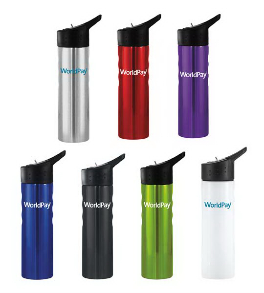 Imprinted G-Storm 24oz. Stainless Sports Bottle