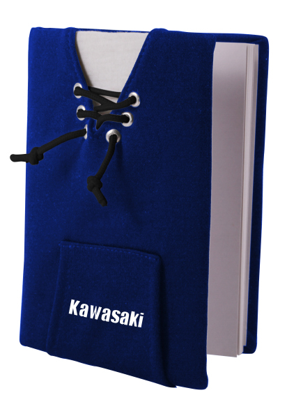 Personalized Jersey Notebook