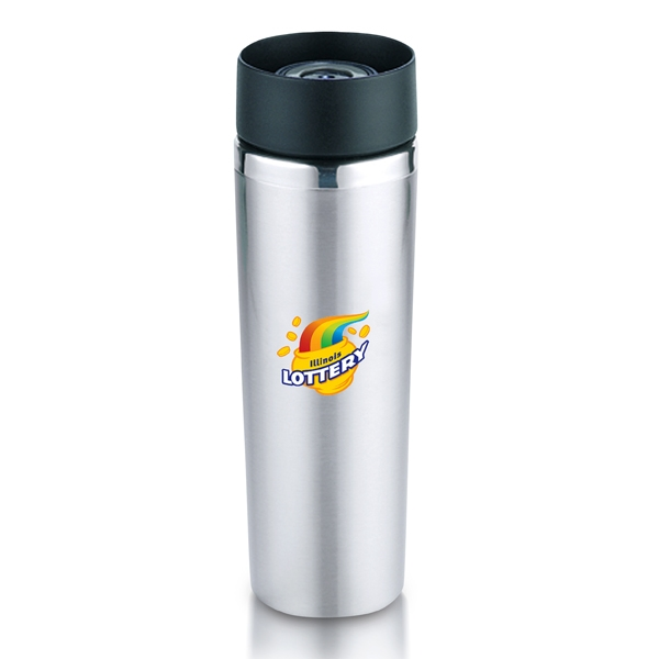 Custom Astor 14 oz. Double wall stainless tumbler