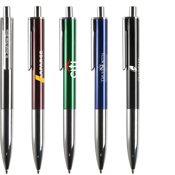 Customized Milan Aluminum Pen