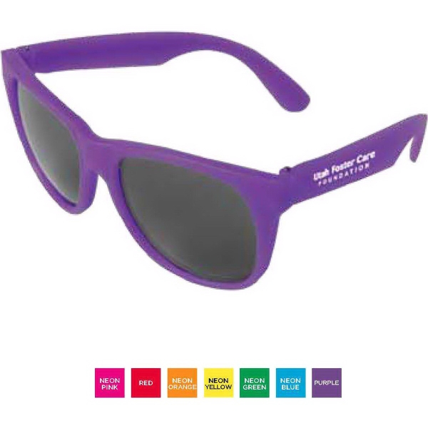 Printed Sweet Sunglasses