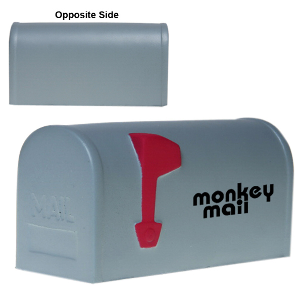 Personalized Mailbox Stress Reliever